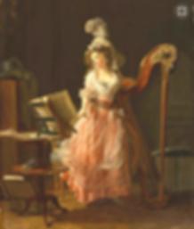 Michel Garnier, Young Musician, 1788.png