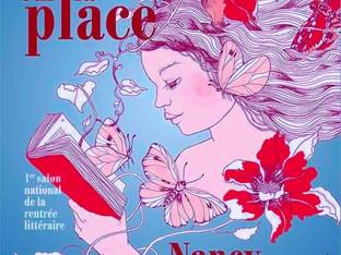 Le Livre sur la Place 2019 à Nancy