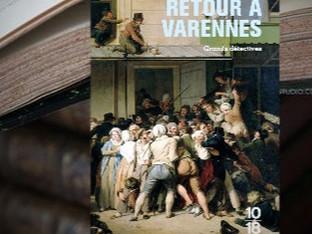 """Dédicace de """"Retour à Varennes"""" le samedi 22 mai, Librairie Hisler à Metz !"""