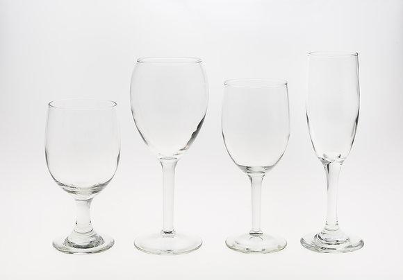 STANDARD WINE GLASSWARE