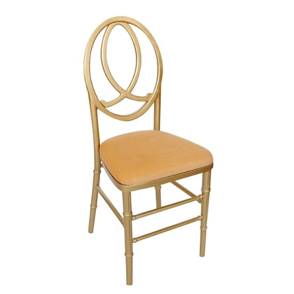 INFINITY CHAIR - GOLD
