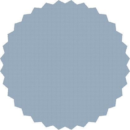 LIGHT BLUE COTTON NAPKIN