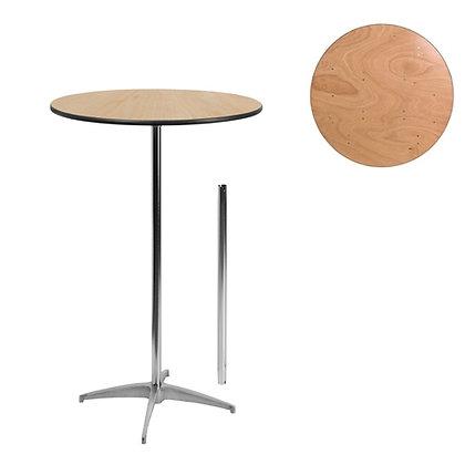 "36"" RD PEDESTAL TABLE"