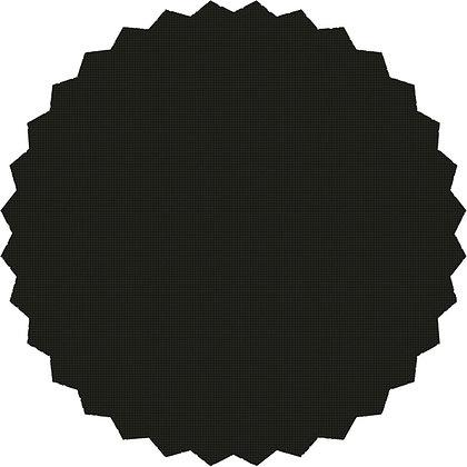 BLACK COTTON NAPKIN