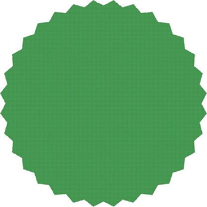 KELLY GREEN COTTON NAPKIN