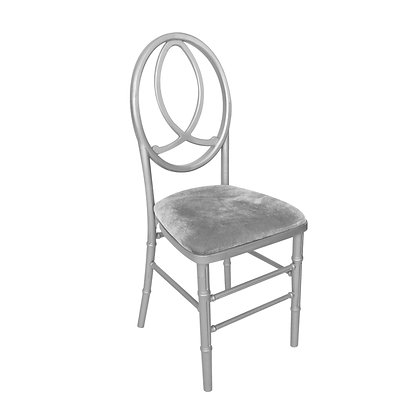 INFINITY CHAIR - SILVER