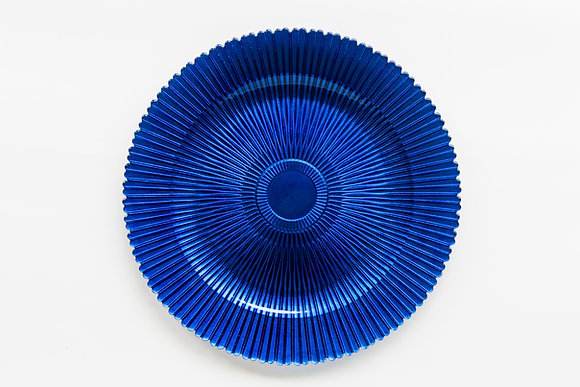 MEDICI BLUE GLASS CHARGER