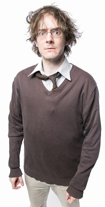 Rob Hunter comedian and writer