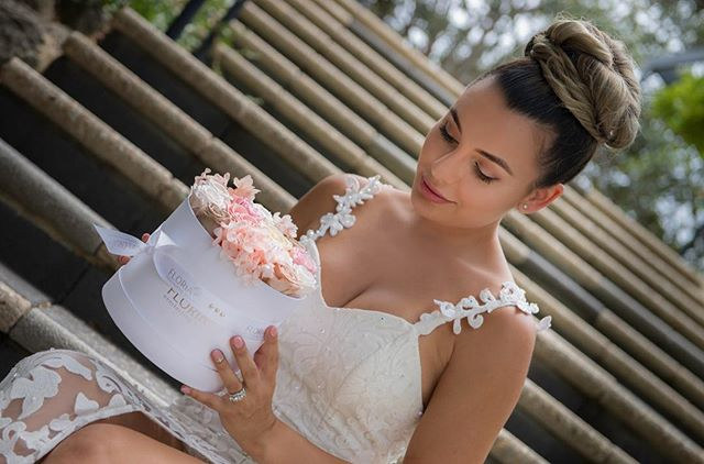 My beautiful bride _mara_pomana
