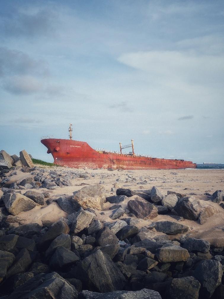 Shipwreck Lagos