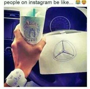 Fake Rich