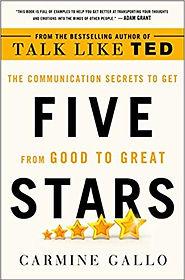Carmine Gallo - Five Stars - From Good t