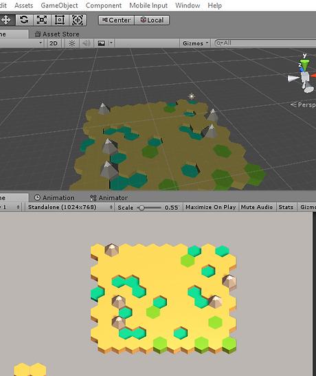 Initial Random Hexagon Map.PNG