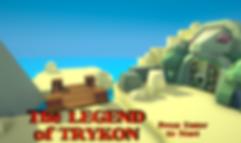 Legend of Trykon title shot.png