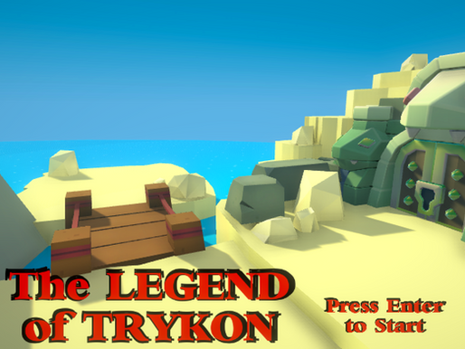 Week 4 Game: The Legend of Trykon