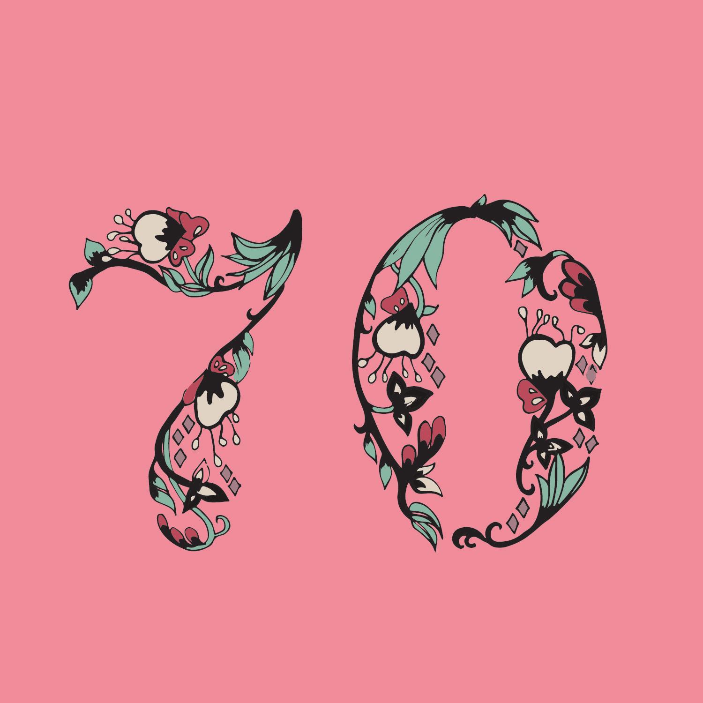 70 illustration