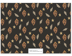 Pattern with Fine Stationery