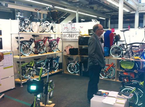 Faltrad Plus Brompton Schweiz