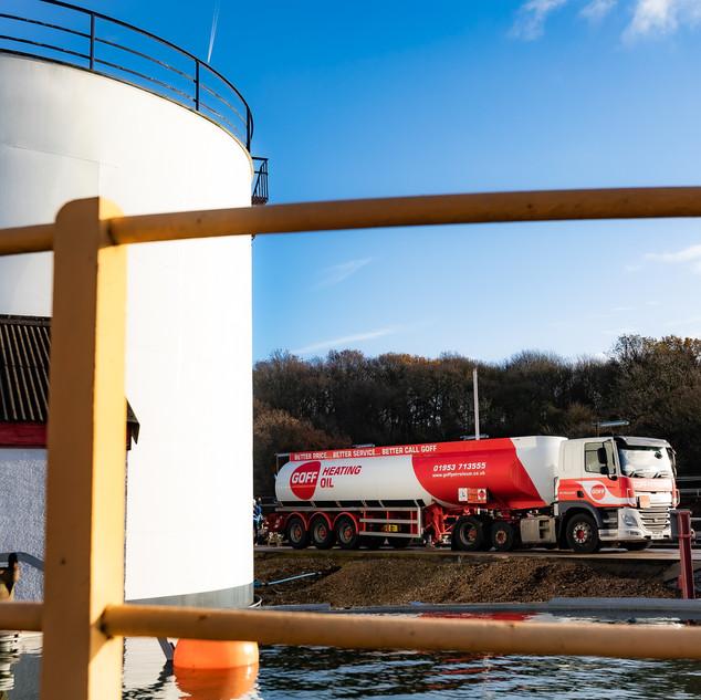 GOFF Petroleum - Heating Oil