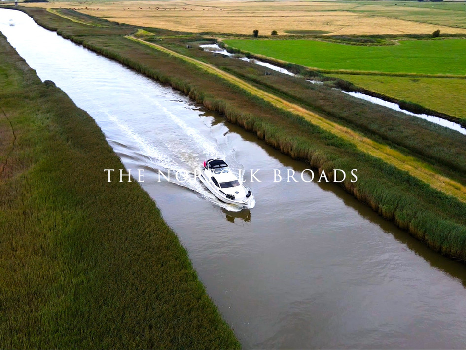 The Norfolk Broads - Drone Creative Test 2020