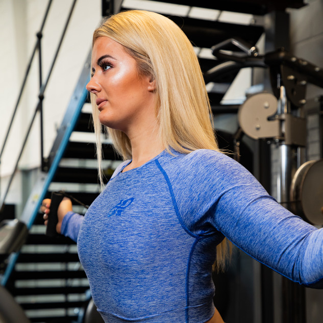 Infinity Muscle - Gym Fitness Fashion