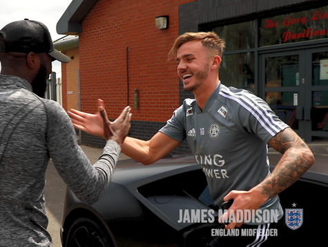 BAS Training - James Maddison Feature 2019