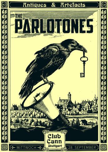 Poster: Parlotones - Stuttgart