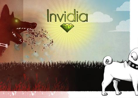Mixed Media: Seven Sins - Invidia