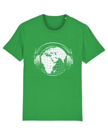 T-Shirt Design: Listen
