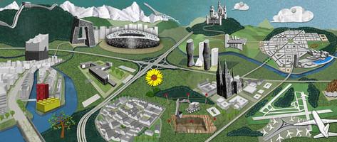 Image Map: Archiraum