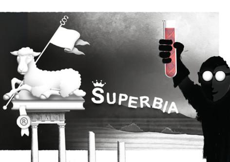 Mixed Media: Seven Sins - Superbia