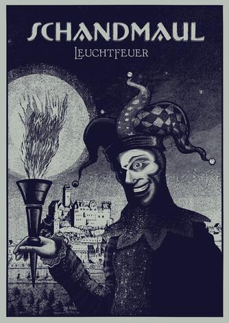 Poster: Schandmaul Leuchtfeuer Tour