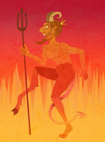 Illustration: Teufel