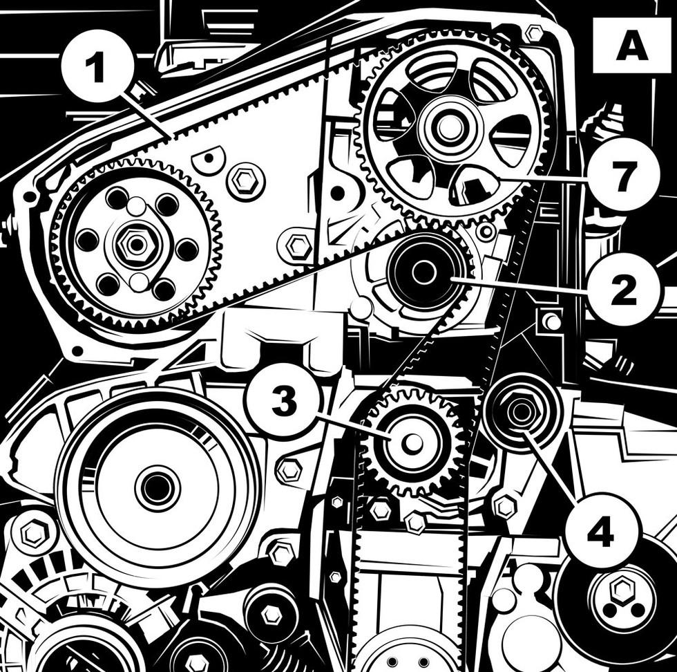 Vektorgrafik: Betriebsanleitung 1