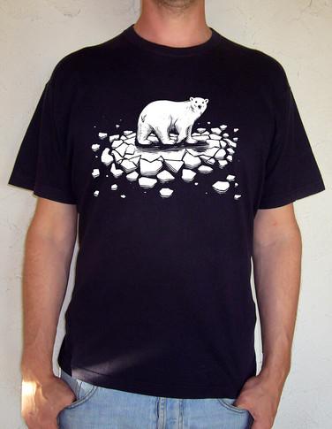 T-Shirt Design: Eisbaer