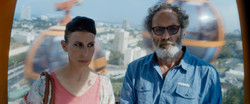 Ilanit Ben Yaakov-Mira and Mohammad Bakri- Max