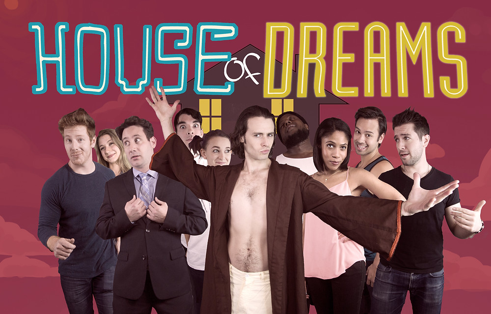 House of Dreams Comedy Series