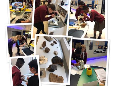 Year6 enjoyed a fantastic  visit to Natural History Museum