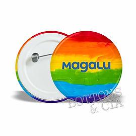 Botton Personalizado Orgulho Gay
