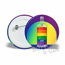 Boton LGBTQIA+ Personalizado