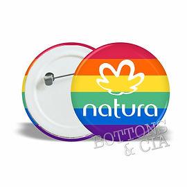 Boton LGBT Bandeira