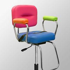 sillas infantiles para esteticas y salones de belleza