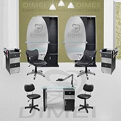 Muebles para est ticas salones de belleza y spa dimei for Accesorios para salon de belleza