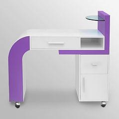 muebles de manicure para esteticas