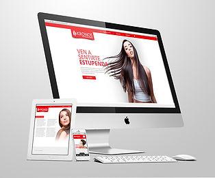 Productos gráficos de diseño para estéticas, salones de belleza, spa y peluquería