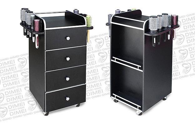 Mesas auxiliares para esteticas salones de belleza y spa - Mesa auxiliar estetica ...