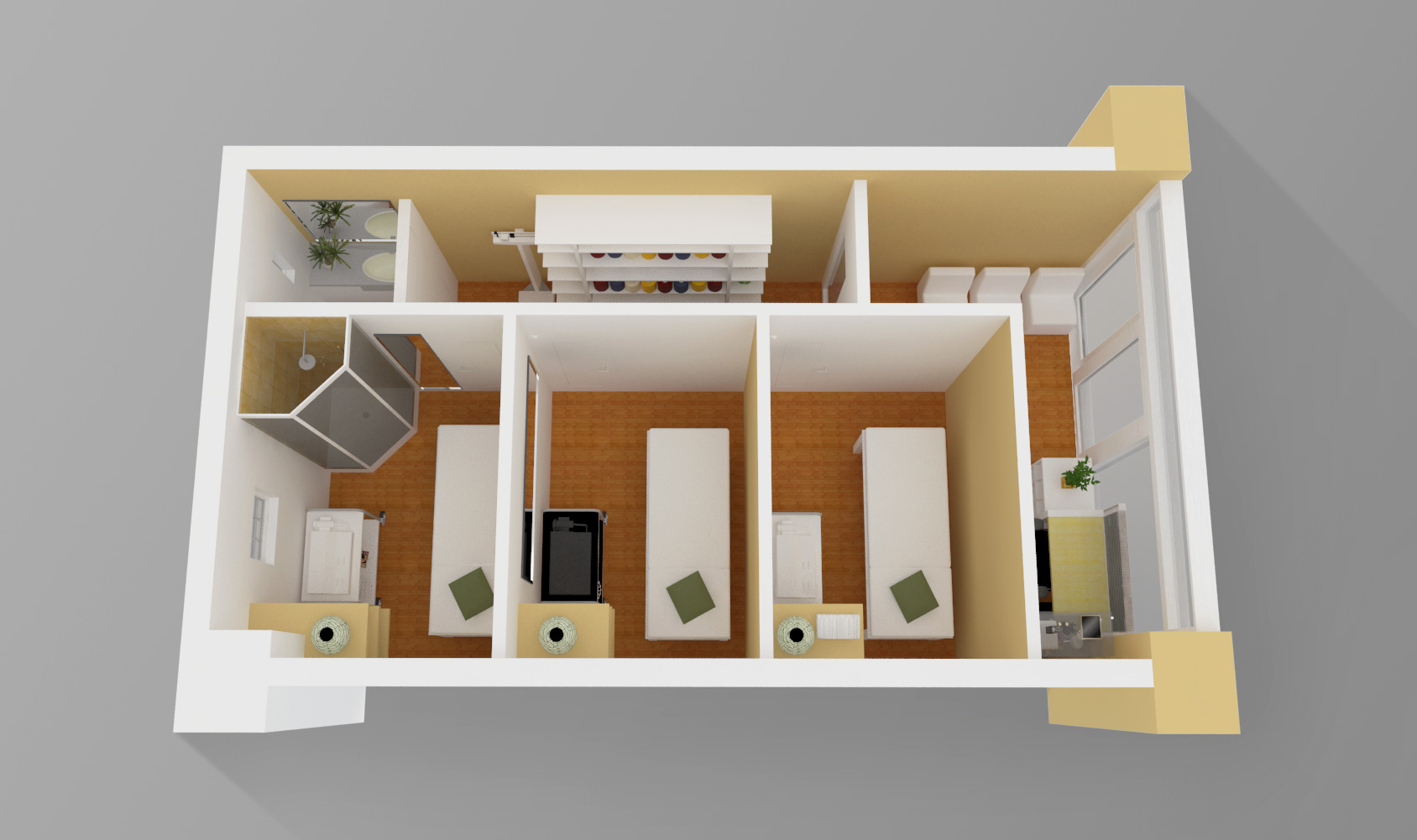 Arquitectura interior y exterior