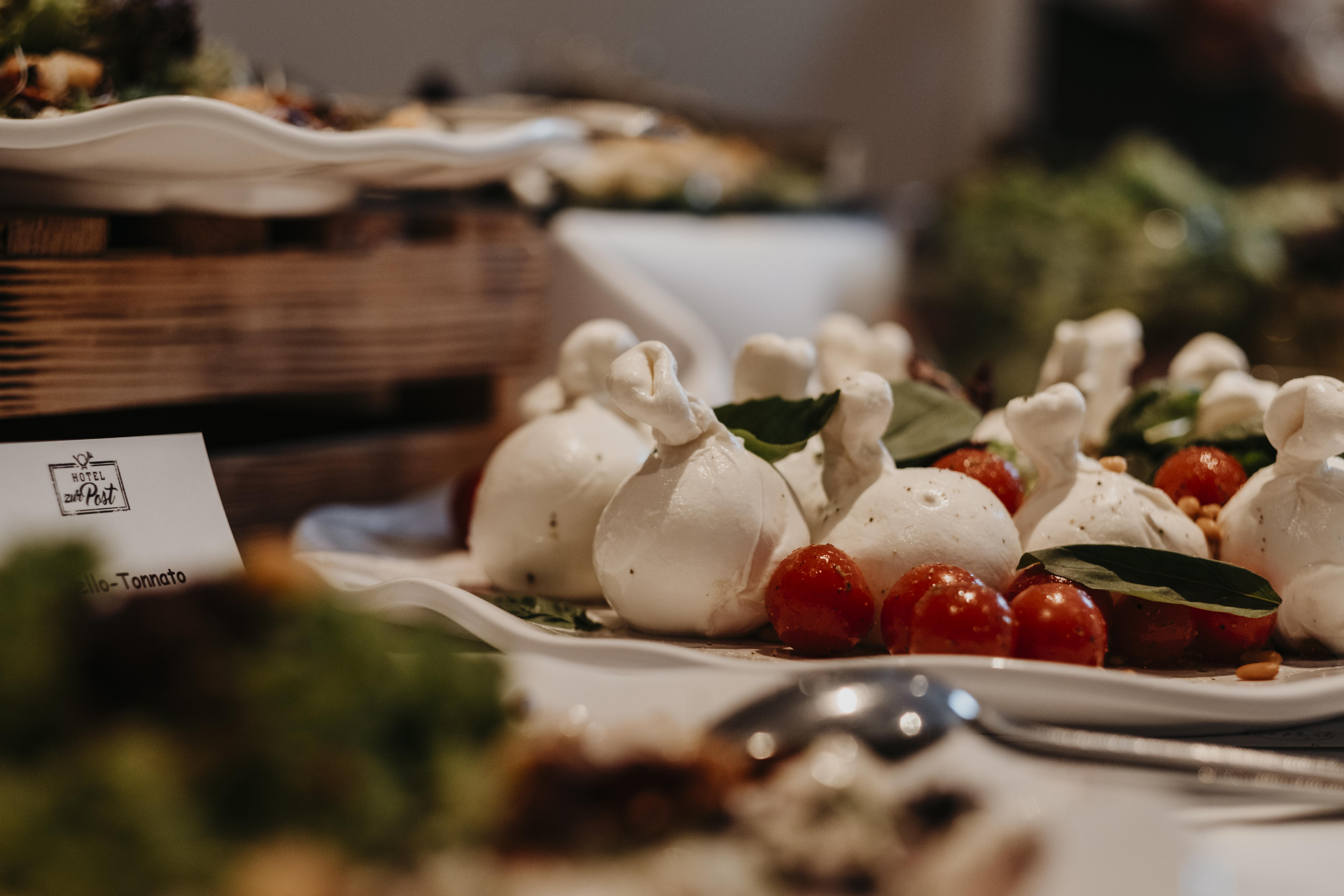 Tomate + Mozerrella