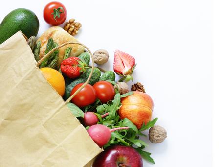 Les légumes et les fruits en vedette dans l'assiette pour le goût et la santé!