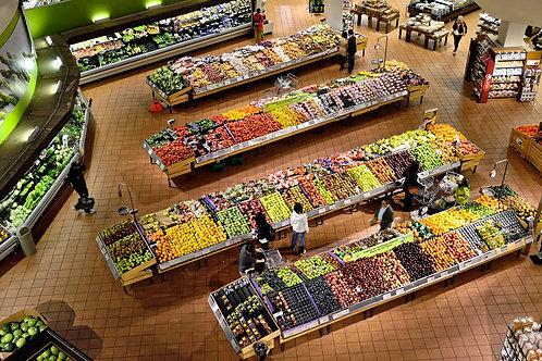 Comment faire de bons choix à l'épicerie - 28 janvier 2021, 13 h 30 à 15 h 30
